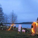 Gottesdienste im Freien an Weihnachten