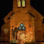 Coronabedingt nur an Silvester und neujahr Gottesdienste